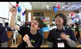 Команда МФТИ взяла золото на международном чемпионате 2012 ACM ICPC