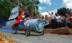 Red Bull гонки на тарантасах