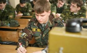 Встреча с руководством военной кафедры