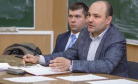 Отчет о встрече ректората со студентами