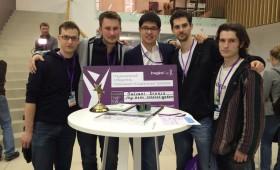 Физтехи заняли 1 место в конкурсе Microsoft Imagine Cup 2015