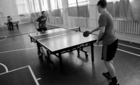 Первенство МФТИ по настольному теннису