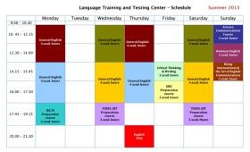 Курсы английского от Центра языковой подготовки и тестирования МФТИ