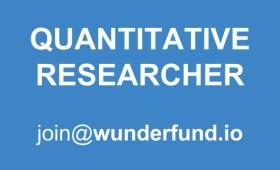 Летняя стажировка в области высокочастотной торговли в компании Wunderfund