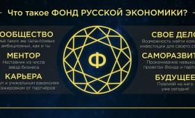 Набор на программу Фонда Русской Экономики