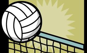 Первенство первого курса по волейболу