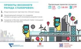 10 марта Центр Корпоративного Предпринимательства МФТИ проведет презентацию весенних стажировок