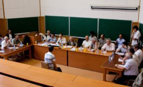 Опрос о собеседовании на Физтех