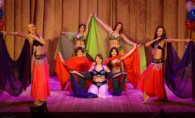 4 сентября состоится набор на занятия танцами Джаянти