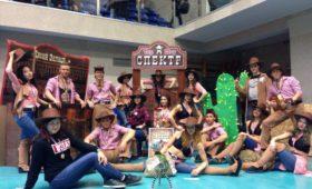 Сборная МФТИ по черлидингу заняла первое место на чемпионате в Санкт-Петербурге