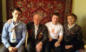 Волонтеры МФТИ приглашают принять участие в поздравлении ветеранов