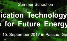 Летняя школа анализа данных в энергетике в Университете Пассау