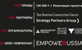 Второй чемпионат Empower Russia
