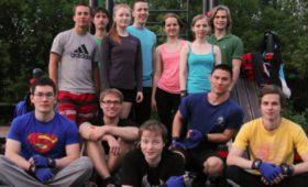 100-дневный Workout на Физтехе