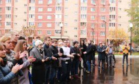12-го октября состоялось открытие 12-го общежития