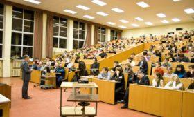 Встреча студентов с ректоратом 15 ноября