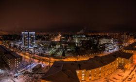 Фотоконкурс «Зимний кампус 2018»