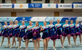 Сборные МФТИ по чирлидингу успешно выступили на соревнованиях 11 марта