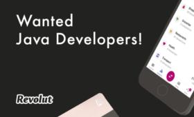 Компания Revolut ищет разработчиков