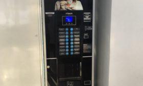 Куда исчезли кофейные автоматы из института?