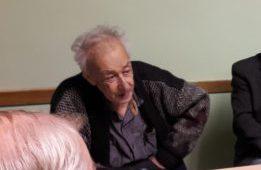 Умер профессор кафедры общей физики Ципенюк Ю.М.