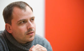 Лекция журналиста Константина Сёмина в МФТИ 28 мая