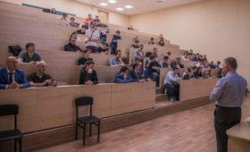 Итоги открытой встречи с ректором по реформе Физтех-школ