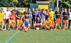 День футбола МФТИ 8 и 9 сентября
