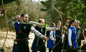 Курс Молодого Средневекового Бойца от КИМ МФТИ
