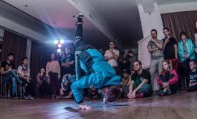 Танцевальный фестиваль «Exponential» 24 ноября