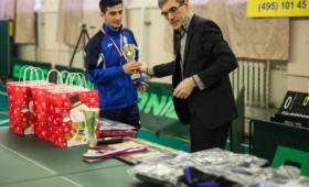23 декабря: открытый турнир по настольному теннису на Физтехе