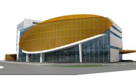 В 2020 году в Долгопрудном откроется МФК «Дирижабль»