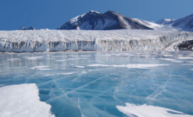 Фотовыставка «Арктический привет» на Физтехе с 10 по 15 декабря