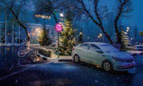 Тайный Санта на Физтехе в декабре
