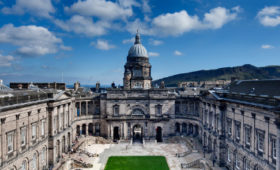 Прием заявок в аспирантуру в Университете Эдинбурга до 7 сентября