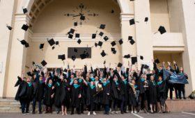 20 июля на Физтехе прошло вручение дипломов выпускникам магистратуры и аспирантуры МФТИ
