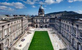 Аспирантура по теоретической биофизике в Университете Эдинбурга